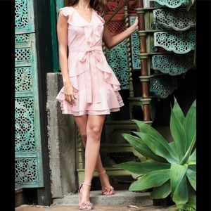 Dresses & Skirts - Gianni Bini Isla Dress In Bloom Pink/White Stripes